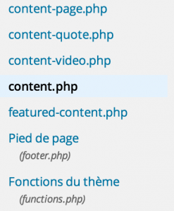 content-php