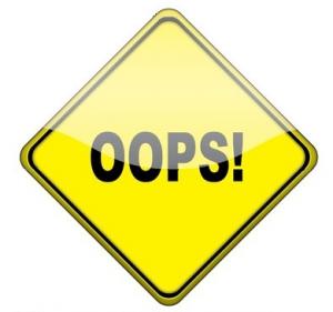 Mini liste d'erreurs souvent méconnues