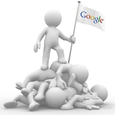 Premier sur Google sur son nom